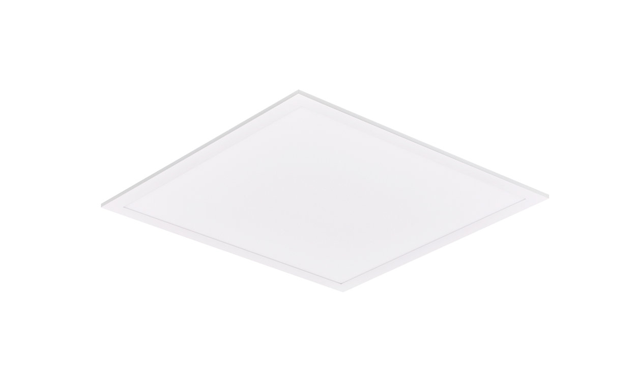 A wide range of LED panels for indoor applications