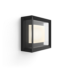 Hue White and color ambiance Econic Outdoor Wall Light