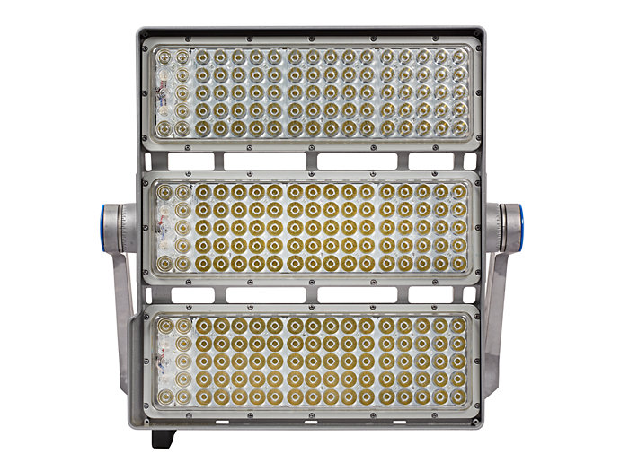 Front View of BVP427 floodlight