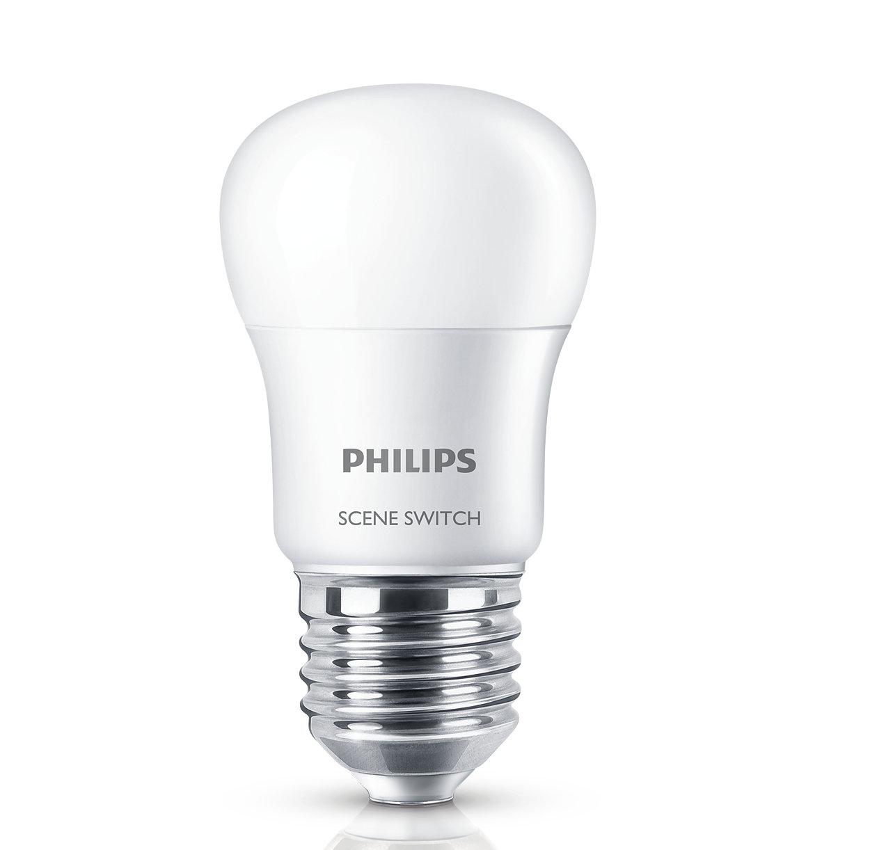 Одна лампа— два световых режима