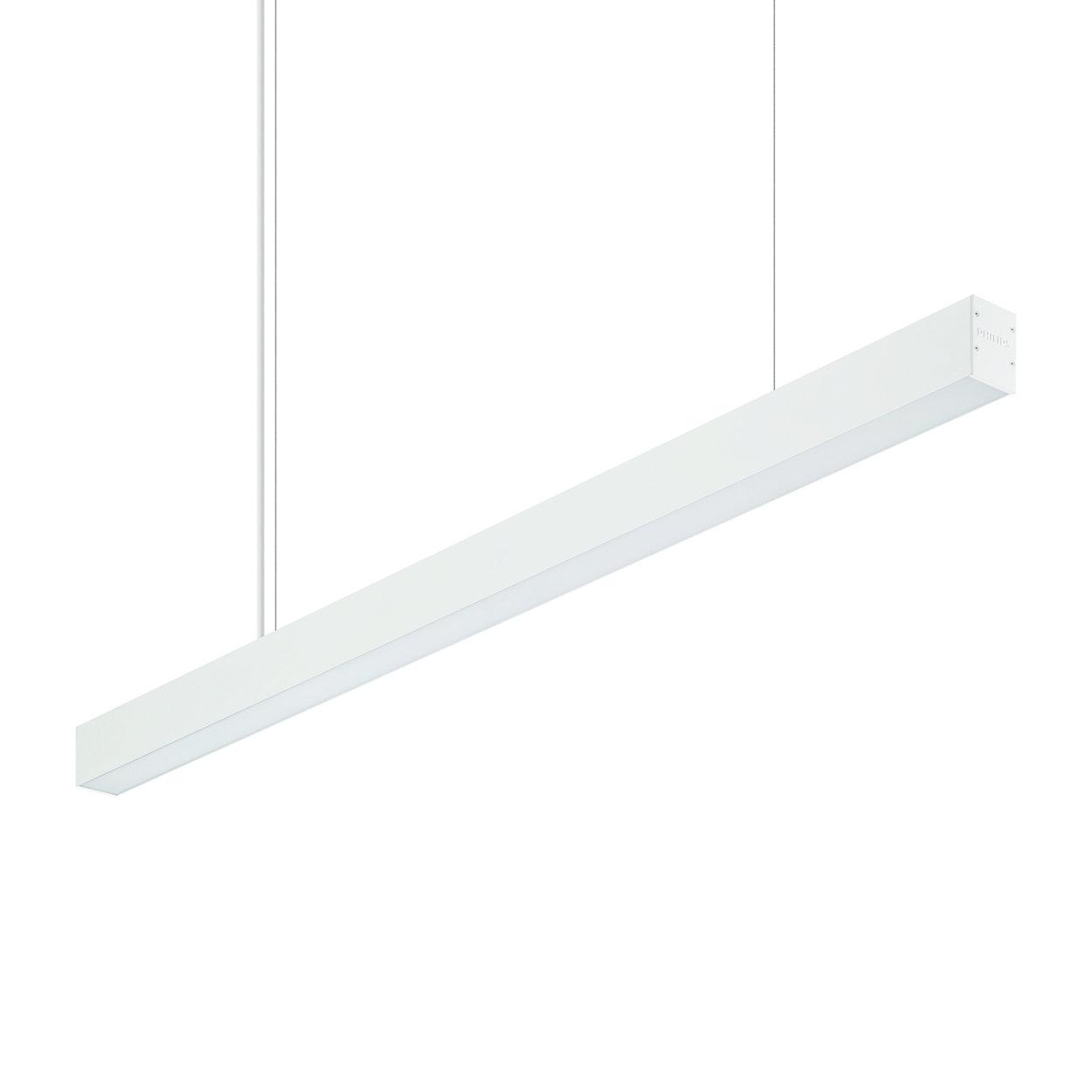 Una solución simple y flexible para el diseño de líneas de luz moderna en espacios profesionales o de negocios