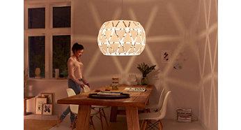 Créez de magnifiques effets lumineux