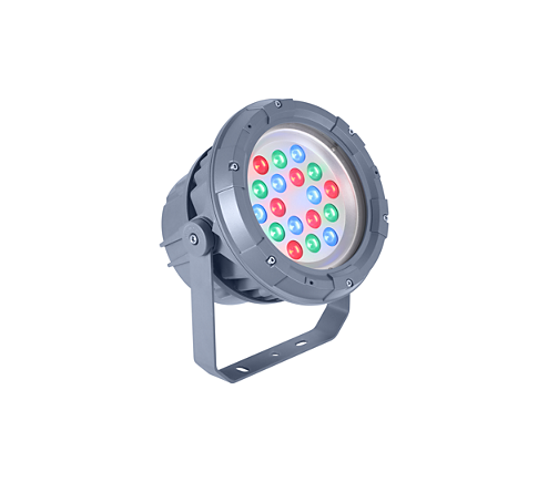 BVP322 18LED RGB 220V 30 DMX