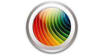 alegeți dintre 16.000.000 de culori