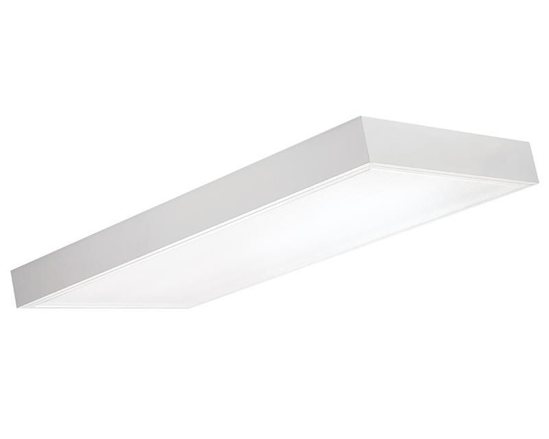 2x4, 4 Lamp F32T8, Prismatic Acrylic Lens