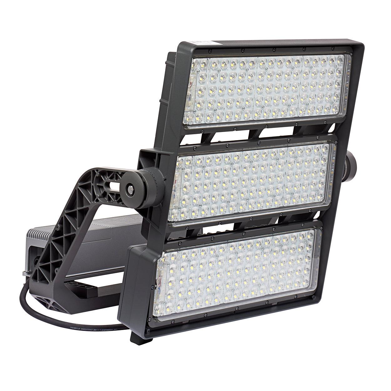 OptiVision LED gen3 - Für die Flächen- und Sportplatzbeleuchtung hat ein neues Zeitalter begonnen