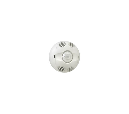Ceiling sensor, multi-tech, low voltage, 2000sq ft, 24VDC