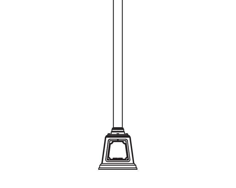 Anchor Base Post (397-)