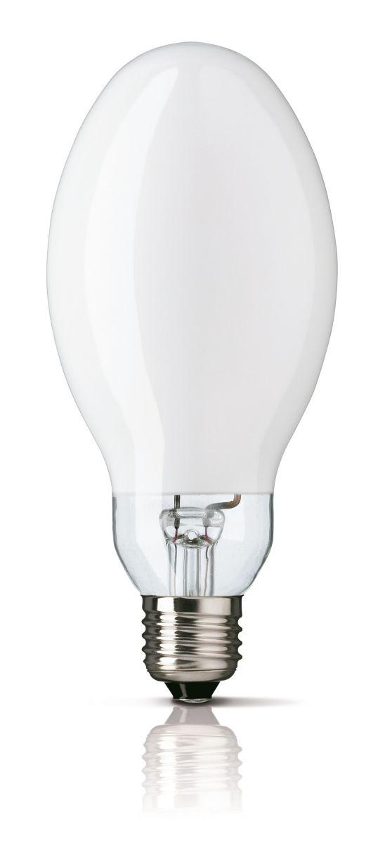 PHILIPS HPL-N 250 W e40 Mercure vapeur Lampe Haute Pression Lampe 180605