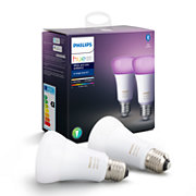 Hue White and Color Ambiance Doppelpack E27