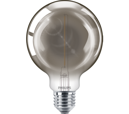 LED classic 11W G93 E27 smoky ND RF 1PF