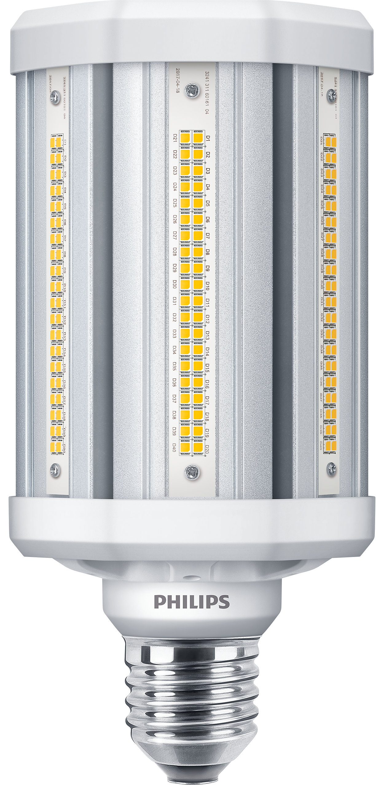 Cost-efficient alternative to easily upgrade urban lighting to LED