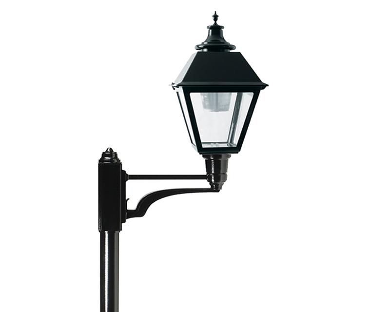 Square Lantern LED post top (S40/S41)