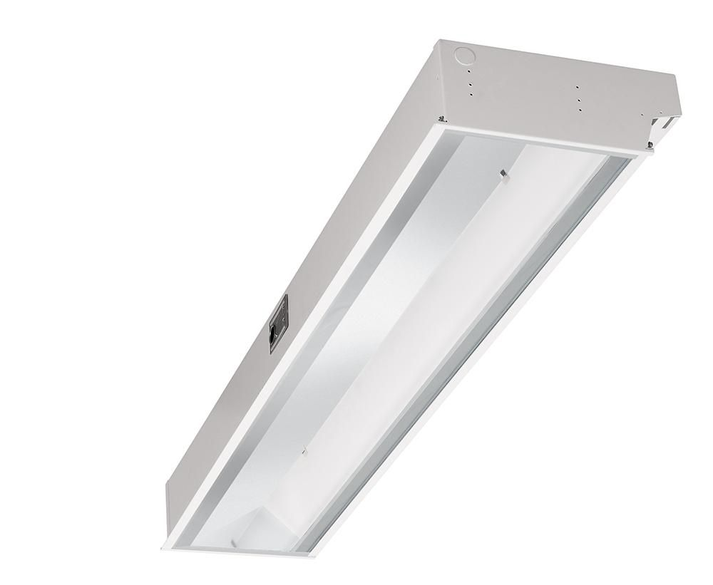 LED Recessed Wall Wash, 4'