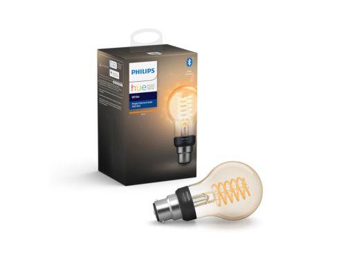Hue White Filament 1-pack A60 B22 Filament Standard