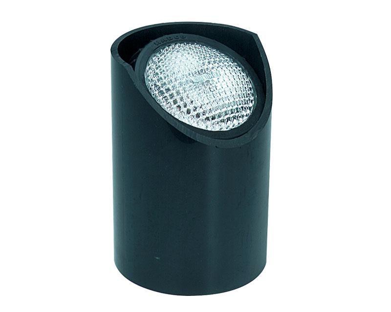 Inground, Well-light w/ Lamp, Bulk Pack 25, Black, 20W PAR 36 12V