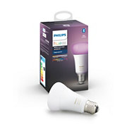 Hue White and colour ambience 1-pack E27