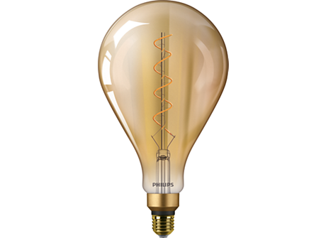 LED classic-giant 25W E27 A160 GOLD ND