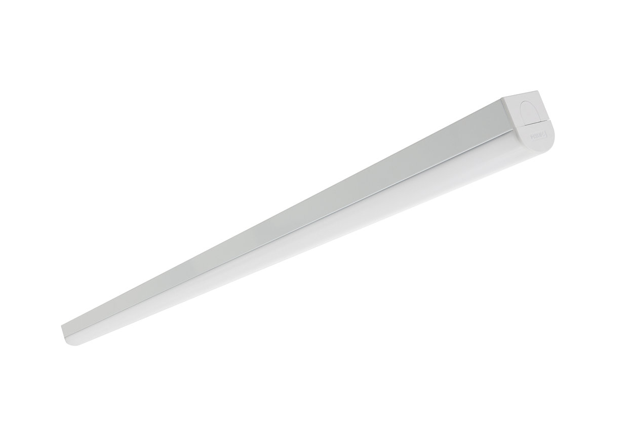 The new Philips Coreline Slim Batten offers exceptional value. It is perfect for your everyday lighting installations. Available in three standard sizes, with two CCTs to provide flexibility to the customer.