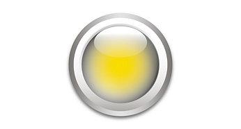 مصباح أبيض دافئ موزع