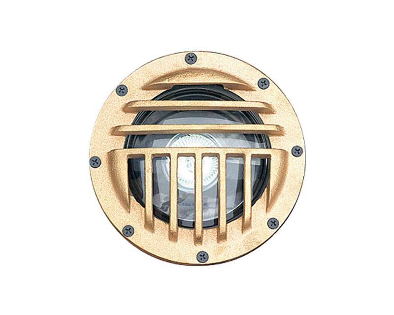 Inground w/ Bronze Trim Ring, Bronze, 100W R30, 120V