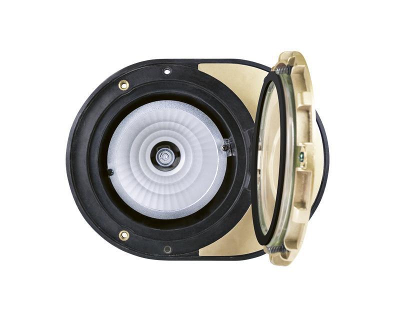Inground, 20W MH, Flood Reflector w/ Spread Lens, 120V