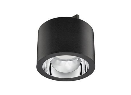 DN470T LED20S/840 PSED D22H16 5C6 BK