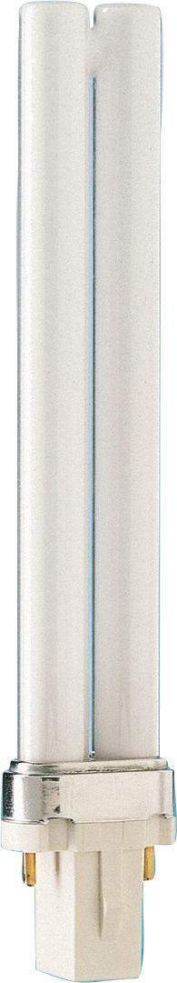 MwSt !!!! Philips PL-S 9W 827 2-pin warmweiß-extra G23  neu inkl