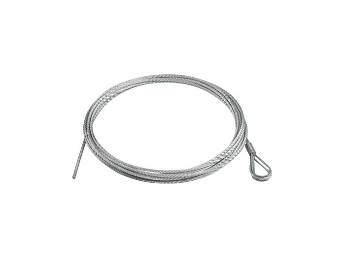 Suspension wire Ø 2 mm, length 3 m