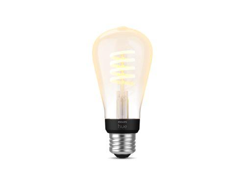 Hue White Ambiance Filament 1-pack ST19 E26 Filament Edison