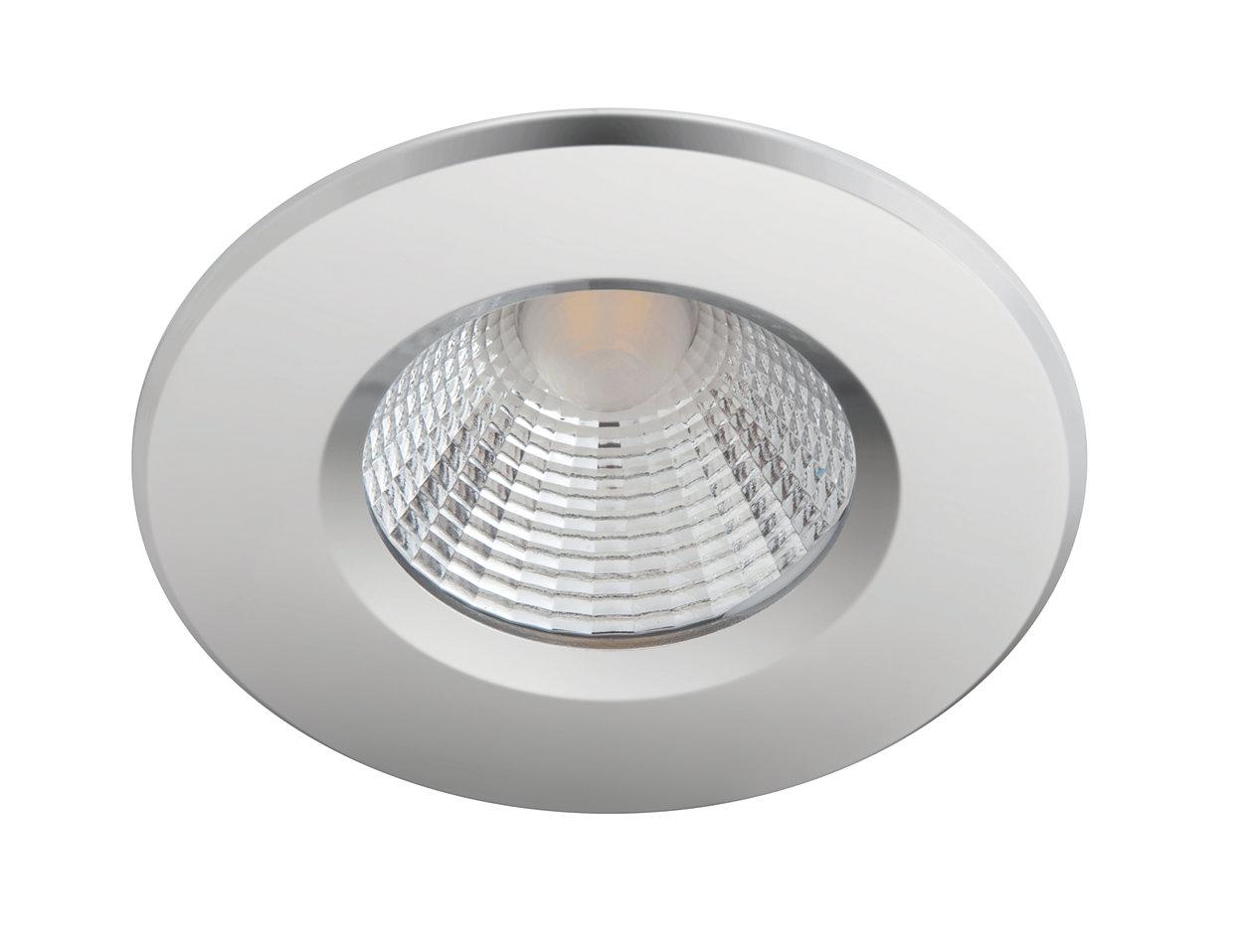 Crea l'atmosfera perfetta con una luce dimmerabile di alta qualità.
