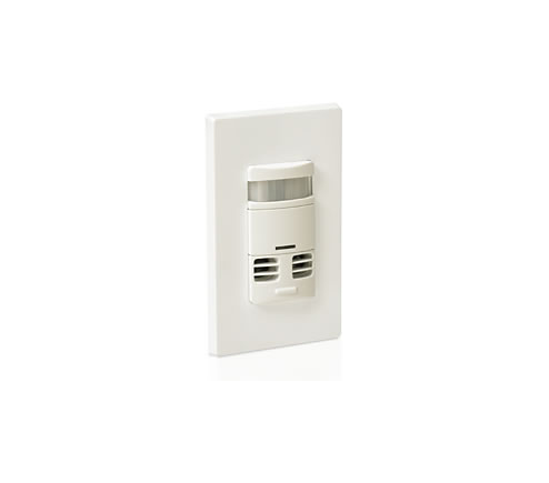 Wall switch sensor - multi-tech single switch, 120/277VAC