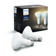 Hue White ambiance Dual pack BR30