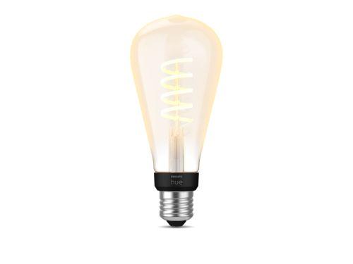 Filament Hue White Ambiance Pack de 1 ST72 E27 Filament Edison