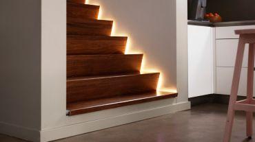 Form, del eller forleng en Lightstrip