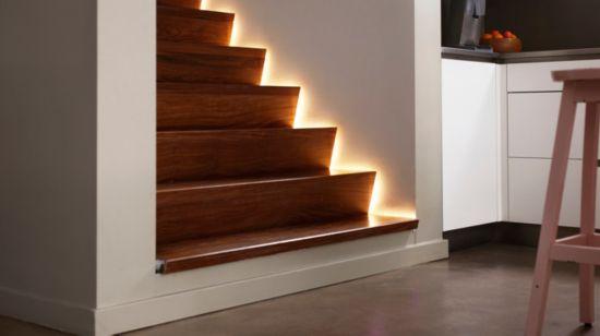 Cambia la forma, recorta o extiende tu tira de luz