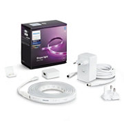 Hue White and Color Ambiance Lightstrip Plus V4 基础灯带(2 米)
