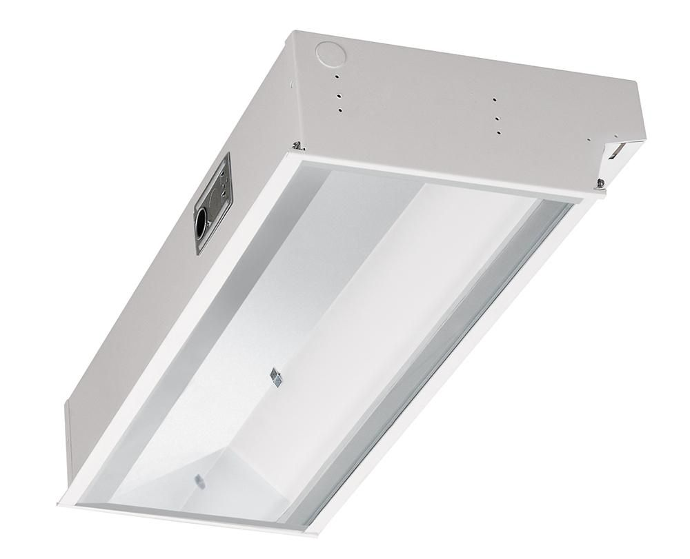 LED Recessed Wall Wash, 2'