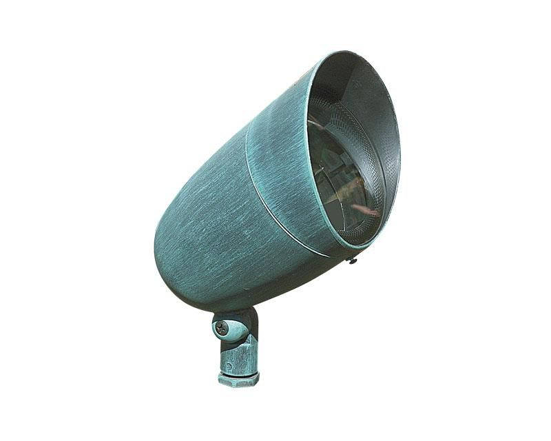 Accent, Ultem Composite Bullyte, Verde, 75W, PAR30, 120V