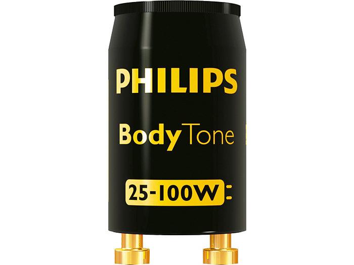 BodyTone 25-100 W, BK