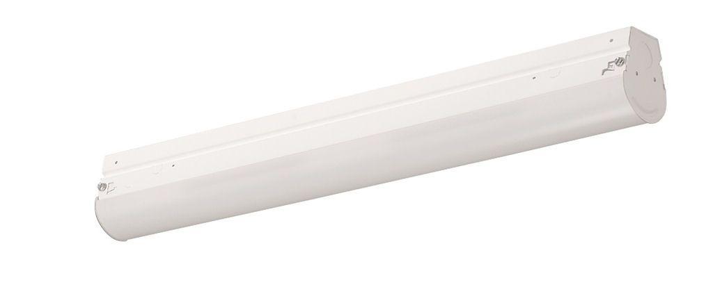 2' Strip, 2,000 Nominal Delivered Lumens, 4000K, 80 CRI, 347V, 0-10V Dimming