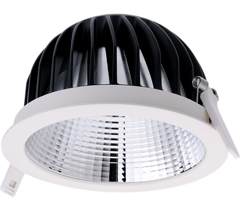 DN591B LED20/840 PSD C D125 WH WB GC