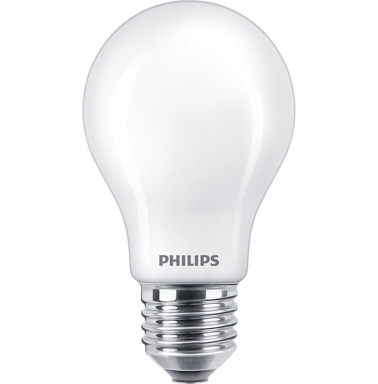 Классический внешний вид лампы накаливания в светодиодном форм-факторе