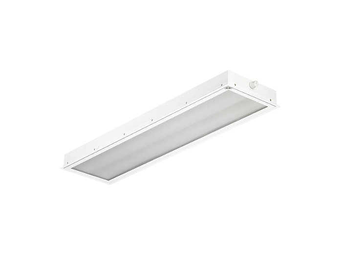 Cleanroom LED CR434B recessed luminaire
