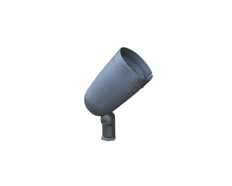 Accent, Ultem Composite Bullyte, Bronze, 50W MR16, 12V