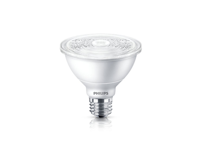 PAR30S LED Single Optic Lamps with AirFlux Technology