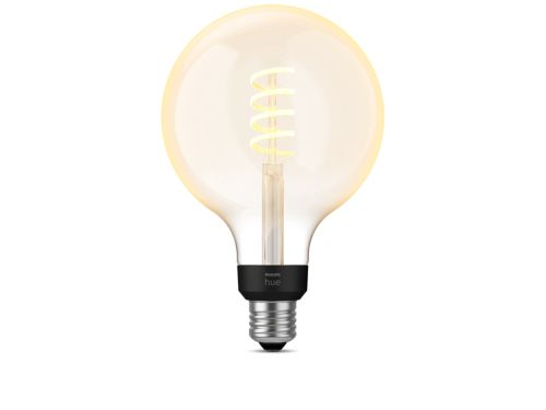 Filament Hue White Ambiance Pack de 1 G125 E27 Filament Globe