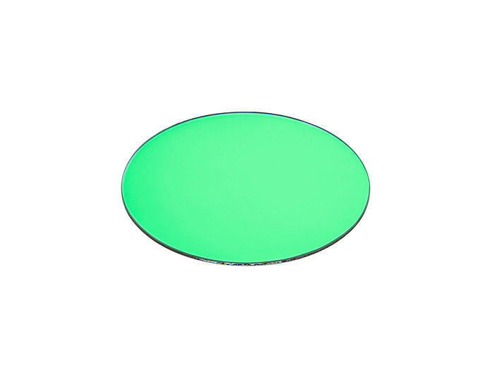 Optional green colorfilter glass for StyliD Evo