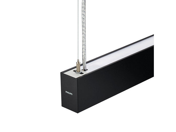 TrueLine Suspended black housing