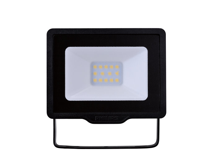 Essential SmartBright G3 LED Floodlight 10W 3